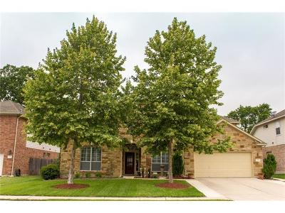 Pflugerville Single Family Home For Sale: 1200 Canyon Maple