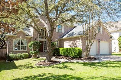 Austin Single Family Home For Sale: 9930 Jasmine Creek Dr