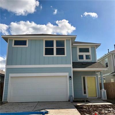 Buda Single Family Home For Sale: 336 Guemal Rd