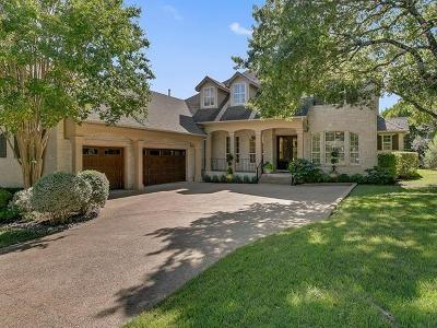 Austin Single Family Home Active Contingent: 9001 Wimberly Cv