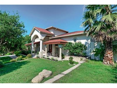 San Marcos Single Family Home For Sale: 306 Quarry Springs Dr
