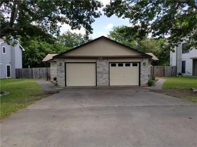 Multi Family Home Pending - Taking Backups: 13309 Saddlebrook Trl