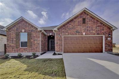 Pflugerville Single Family Home For Sale: 16615 Brogan Ln