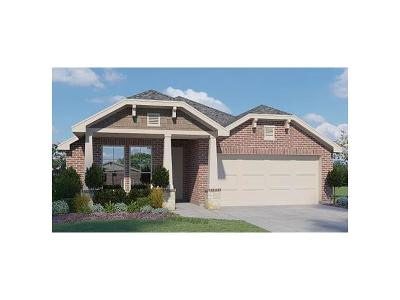 Pflugerville TX Single Family Home For Sale: $266,748