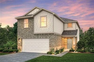 Round Rock Single Family Home Pending: 1501 Kenney Fort Cres #67