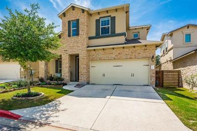 Austin Single Family Home Pending - Taking Backups: 10913 Hidden Caves Way
