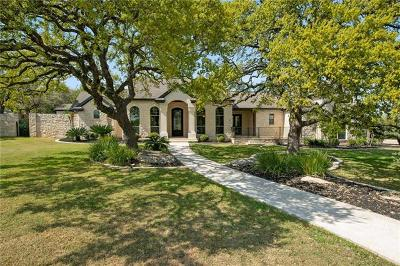 Dripping Springs Single Family Home For Sale: 1230 Drifting Wind Run