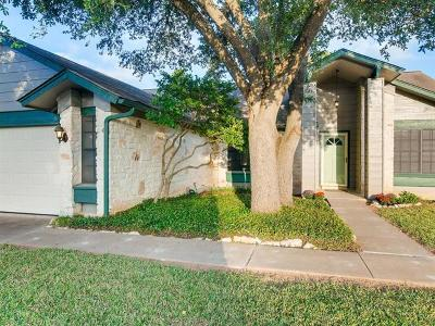 Cedar Park Single Family Home For Sale: 408 Sycamore Dr