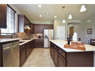 Georgetown Single Family Home For Sale: 100 Medina Creek Cv