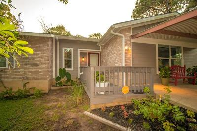 Bastrop Single Family Home For Sale: 108 Pele Ct