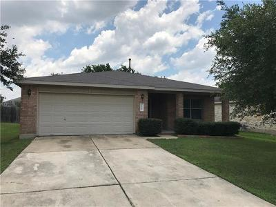 Kyle Rental For Rent: 120 Star Of Texas Dr