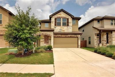 Austin Single Family Home Coming Soon: 16220 Travesia Way