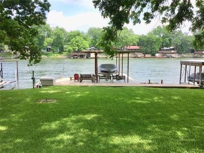 Kingsland TX Single Family Home For Sale: $665,000