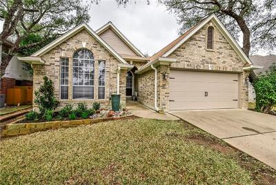 Cedar Park Single Family Home Pending - Taking Backups: 2213 Macaw Dr