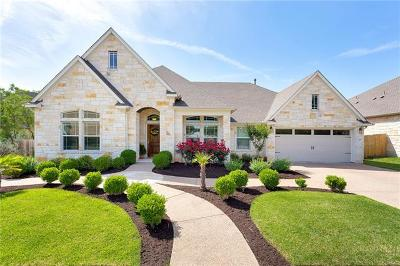 Williamson County Single Family Home For Sale: 800 Navigator Dr