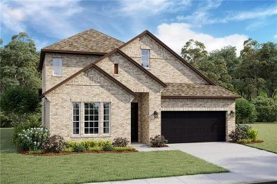 Leander Single Family Home For Sale: 625 Mistflower Springs Dr