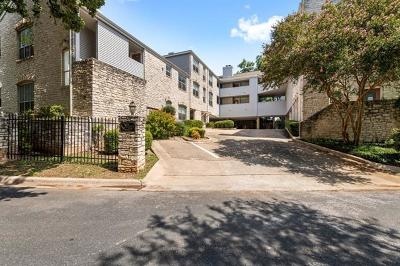 Austin Condo/Townhouse For Sale: 2520 Quarry Rd #205