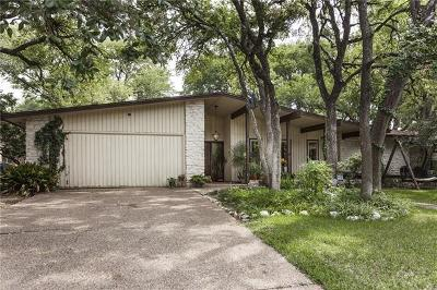 Travis County, Williamson County Single Family Home For Sale: 3604 Brownwood Dr