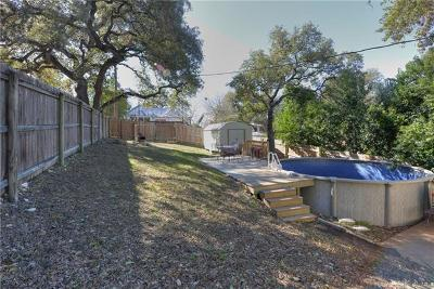 Hays County, Travis County, Williamson County Single Family Home Pending - Taking Backups: 403 W Mary St