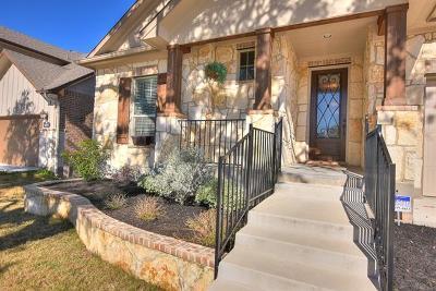 Georgetown Single Family Home Pending - Taking Backups: 509 Fair Oaks Dr
