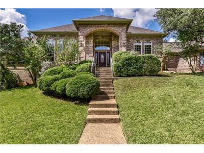 Hays County, Travis County, Williamson County Single Family Home For Sale: 3200 Lookout Ln