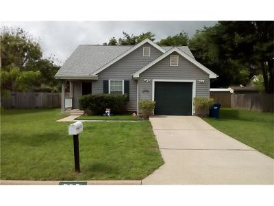 Elgin Single Family Home For Sale: 302 Maple Ln