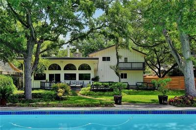 Austin Single Family Home For Sale: 12404 Willow Bend Dr