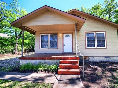 Austin Single Family Home For Sale: 612 Gaylor St