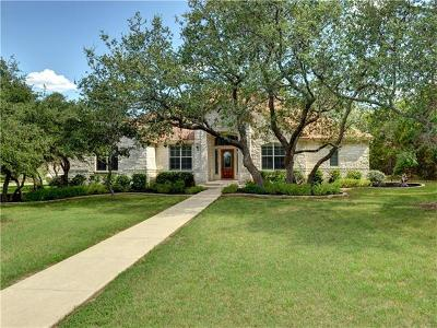 Leander Single Family Home For Sale: 610 Scenic Path