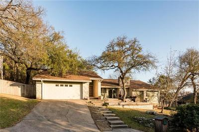 Austin Single Family Home For Sale: 2931 Kassarine Pass
