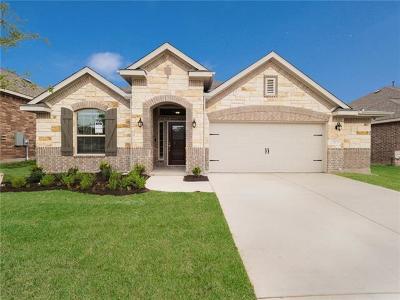 Leander Single Family Home For Sale: 2213 Sauterne Dr