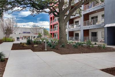 Austin Condo/Townhouse For Sale: 4361 S Congress Ave #336
