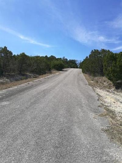 Lago Vista TX Residential Lots & Land For Sale: $10,500