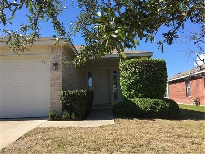 Pflugerville Single Family Home Pending - Taking Backups: 14804 Evening Mist Ln