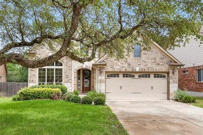 Round Rock Single Family Home For Sale: 805 Rusk Rd