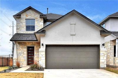 Cedar Park TX Single Family Home For Sale: $323,205