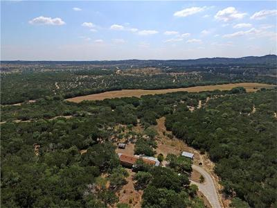 Dripping Springs Single Family Home For Sale: 2815 Stagecoach Ranch Loop
