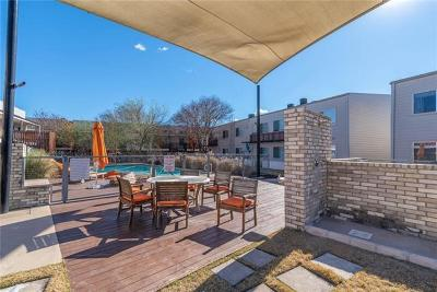 Austin Condo/Townhouse For Sale: 2200 Dickson Dr #131