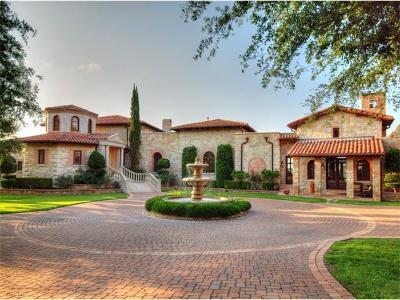 Austin Single Family Home For Sale: 12861 Hughes Park Rd
