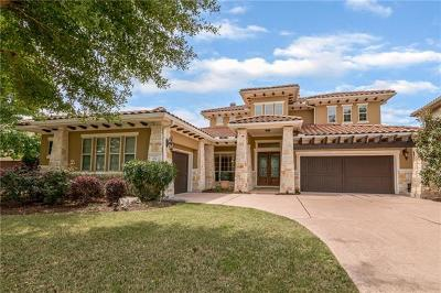Austin Single Family Home For Sale: 325 Horseback Holw