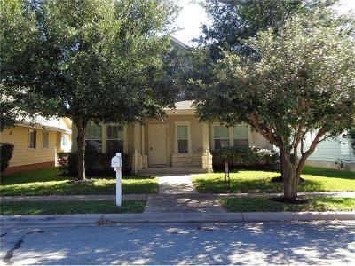 Cedar Park Single Family Home For Sale: 1210 Rawhide Trl