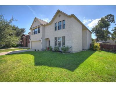 Georgetown Single Family Home For Sale: 317 Cedar Lake Blvd