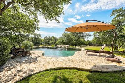 Hays County Single Family Home For Sale: 13123 Madrone Mountain Way