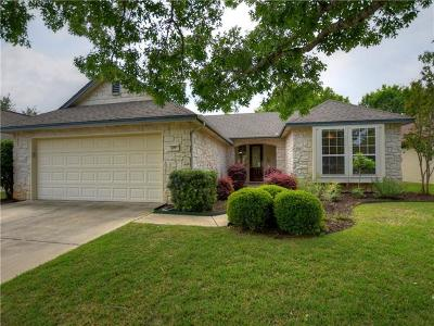 Georgetown TX Single Family Home For Sale: $259,500