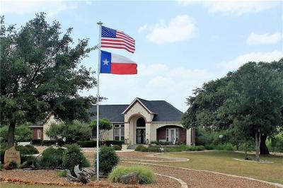 New Braunfels Single Family Home For Sale: 2295 Granada Hls
