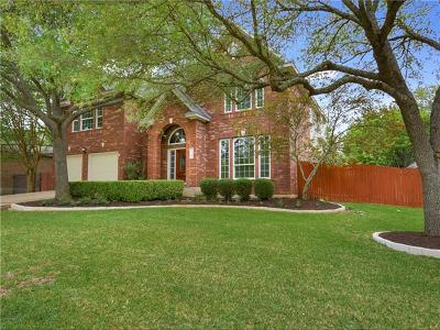 Austin Single Family Home Pending - Taking Backups: 5202 Kite Tail Dr