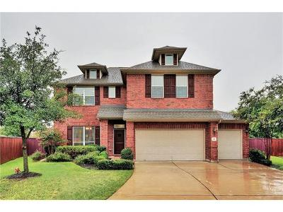 Georgetown Single Family Home For Sale: 141 Fort Mabry Loop