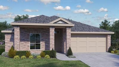 Hutto Single Family Home For Sale: 100 Seaholm Ln
