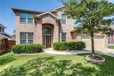 Cedar Park Single Family Home For Sale: 113 S Gadwall Ln