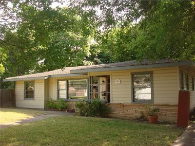 Single Family Home For Sale: 7603 Grover Ave
